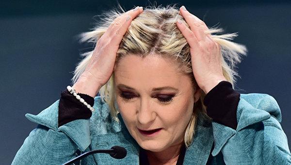 Британские евроскептики призвали не пускать в страну Марин Ле Пен