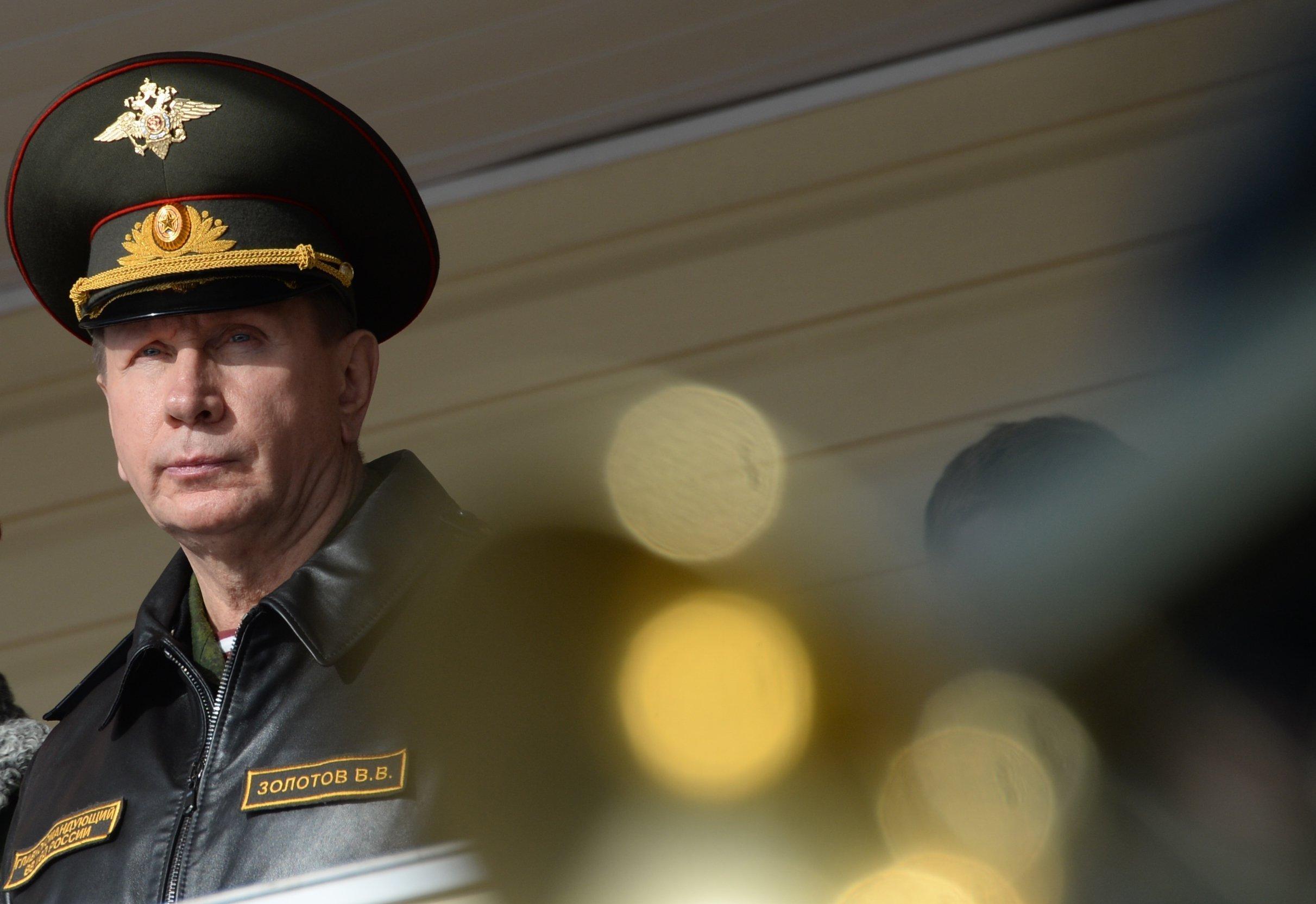 Виктор Золотов — новый гарант безопасности России