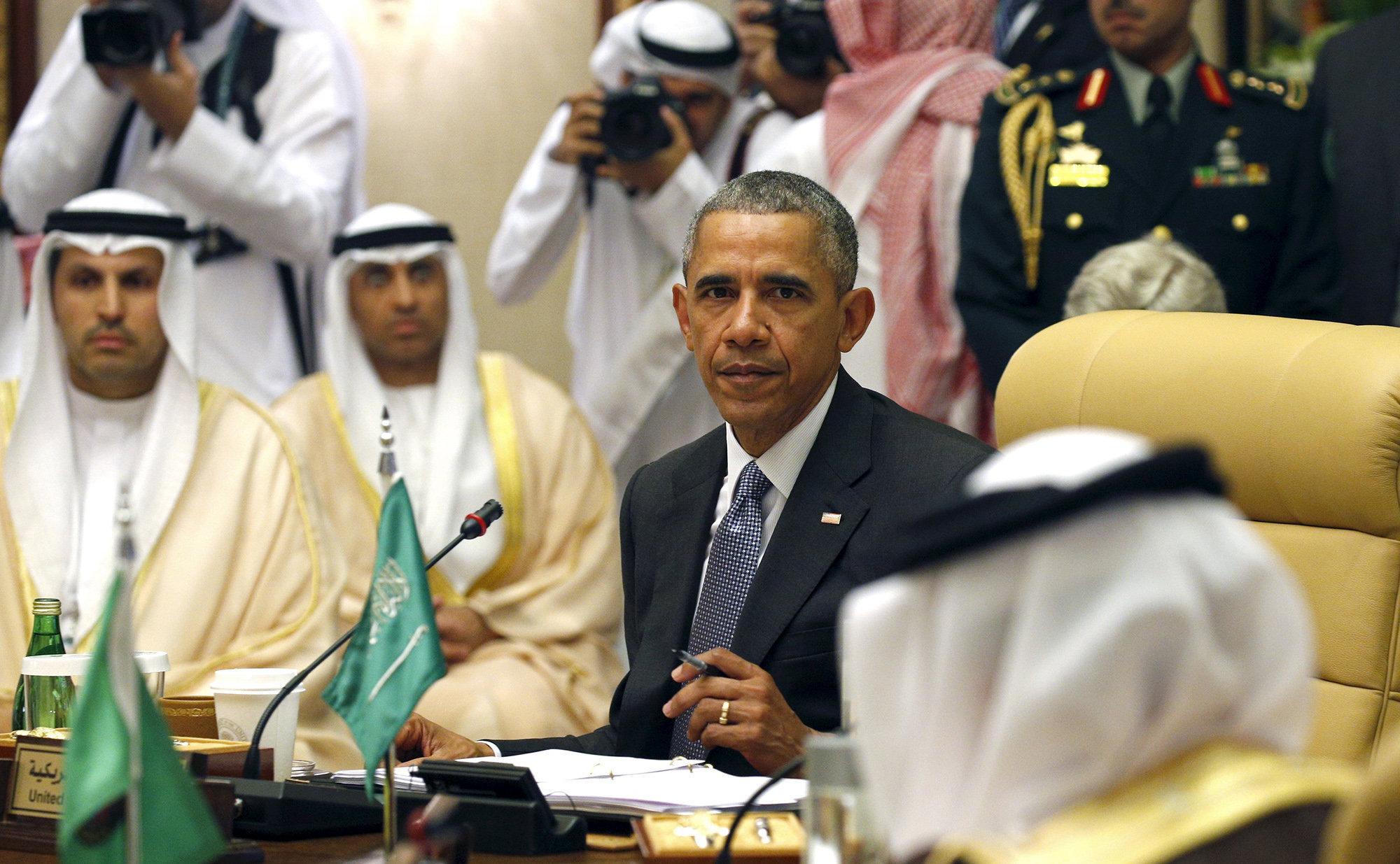Обама в Саудовской Аравии: договор с Ираном под вопросом?