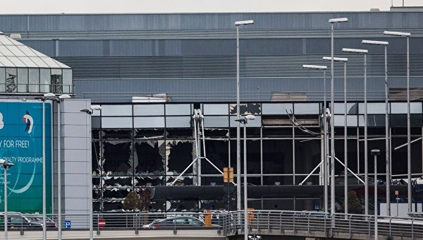 Зал вылетов аэропорта Брюсселя, где был теракт, возобновит работу 1 мая