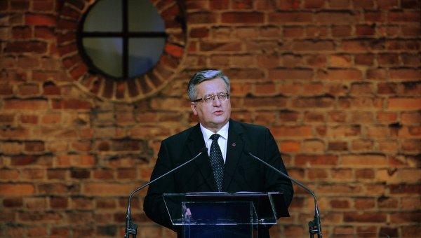 Экс-глава Польши раскритиковал идею Качиньского об изменении конституции