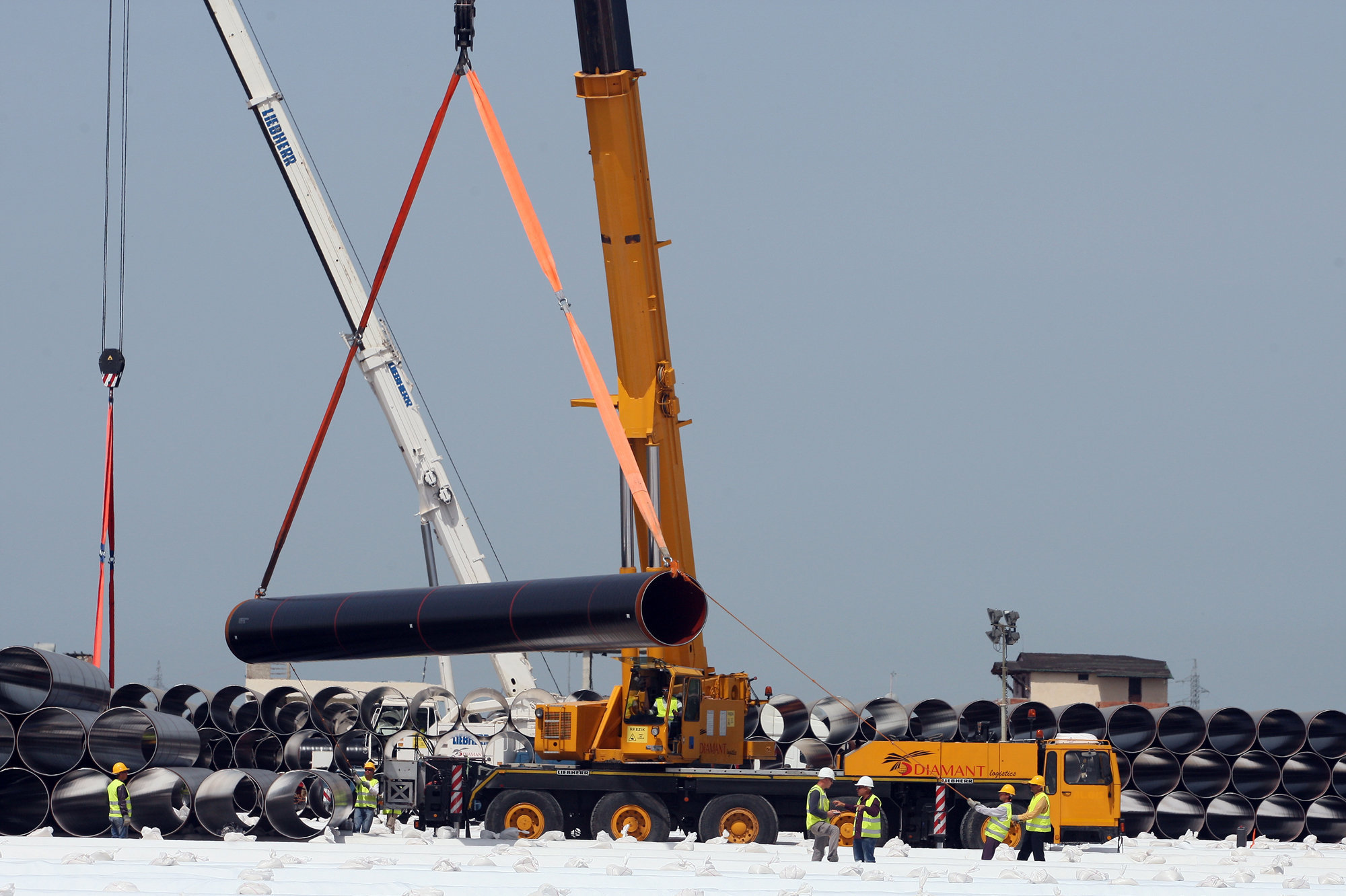 Сможет ли Турция стать энергетическим центром?