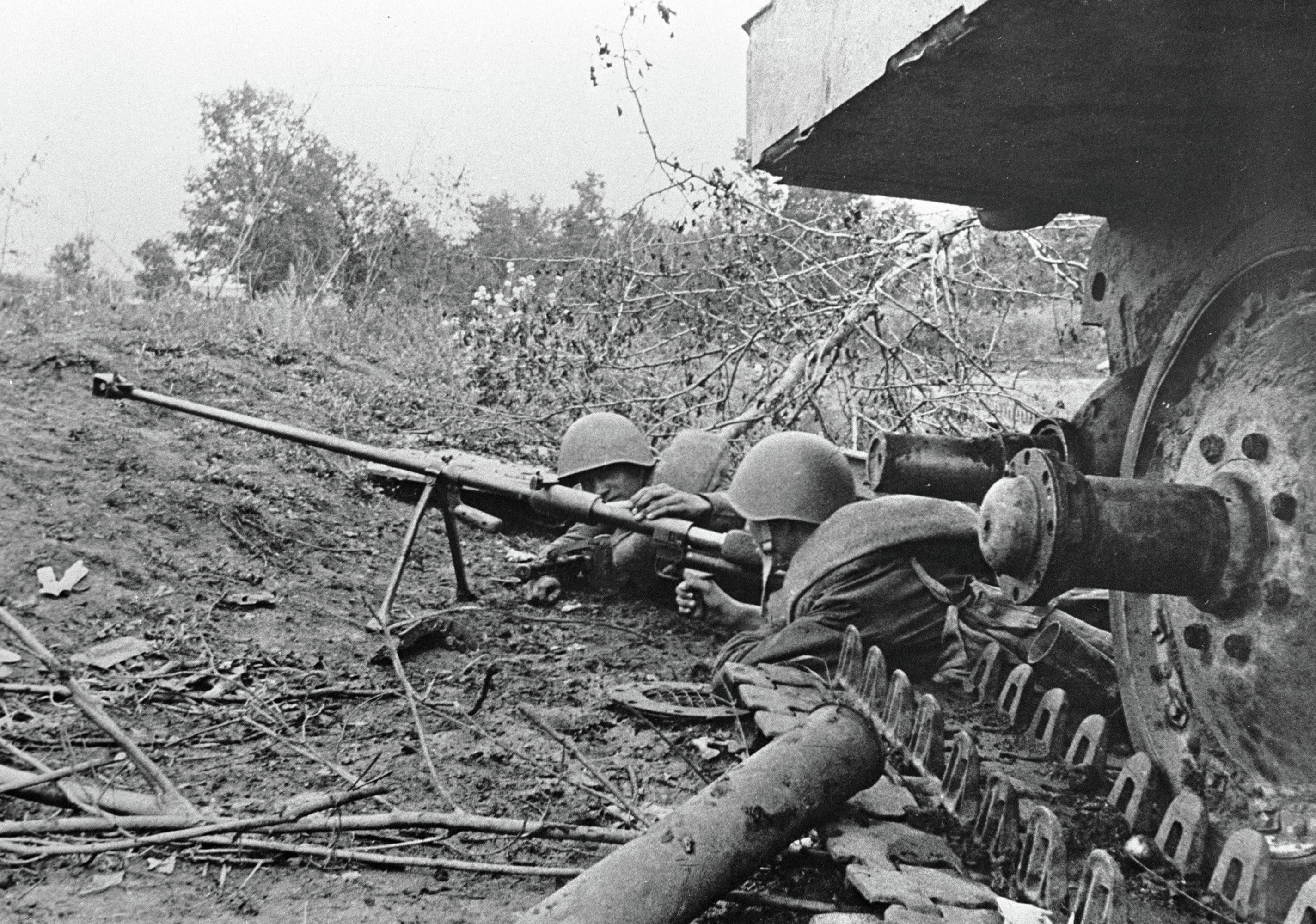 Операция «Цитадель» — ад на Курской дуге