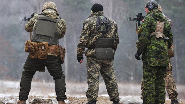 ЛНР: на стороне силовиков действуют боевики из Турции, Польши и Прибалтики