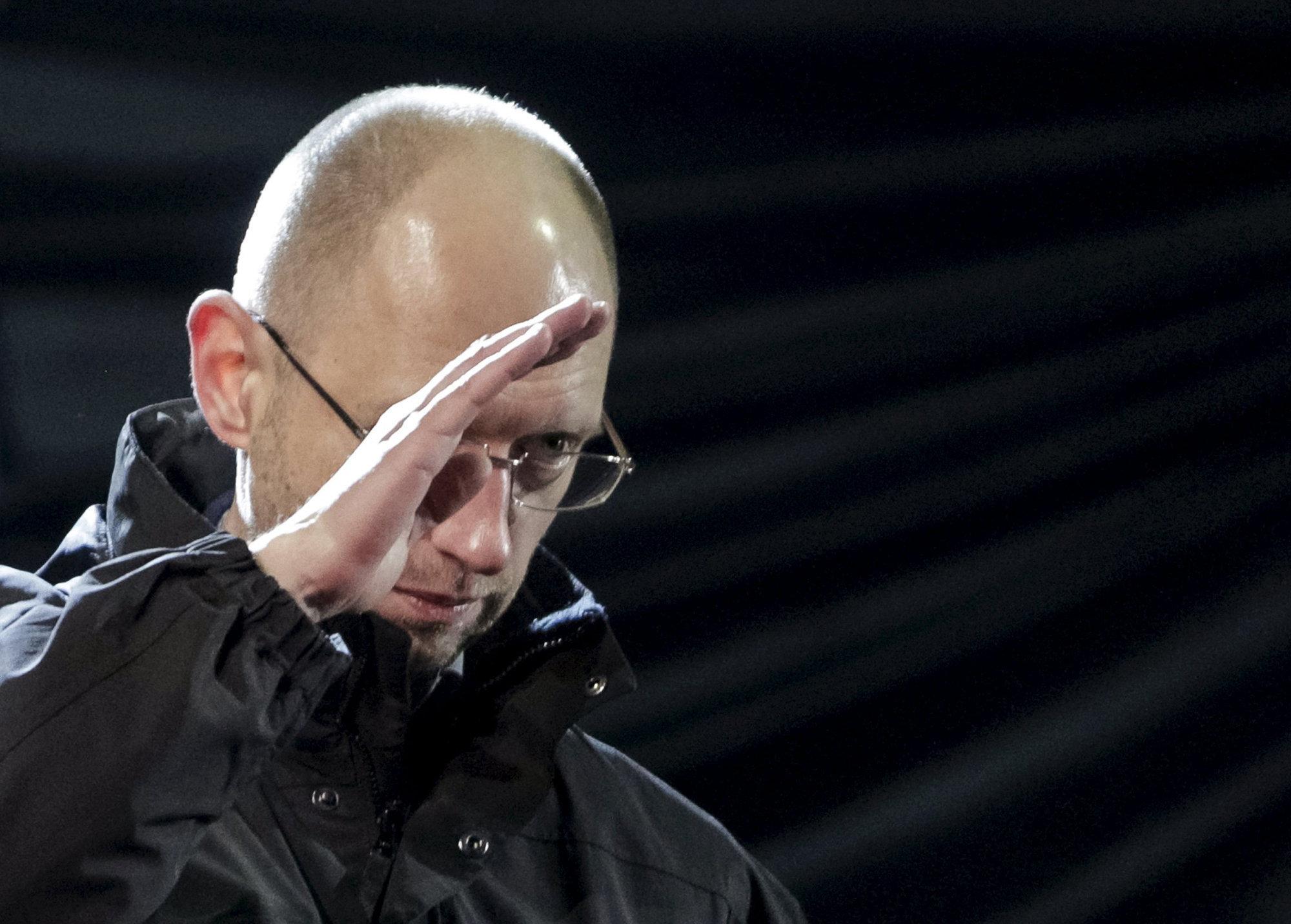 Куда исчез Яценюк: экс-премьер ушел в тень