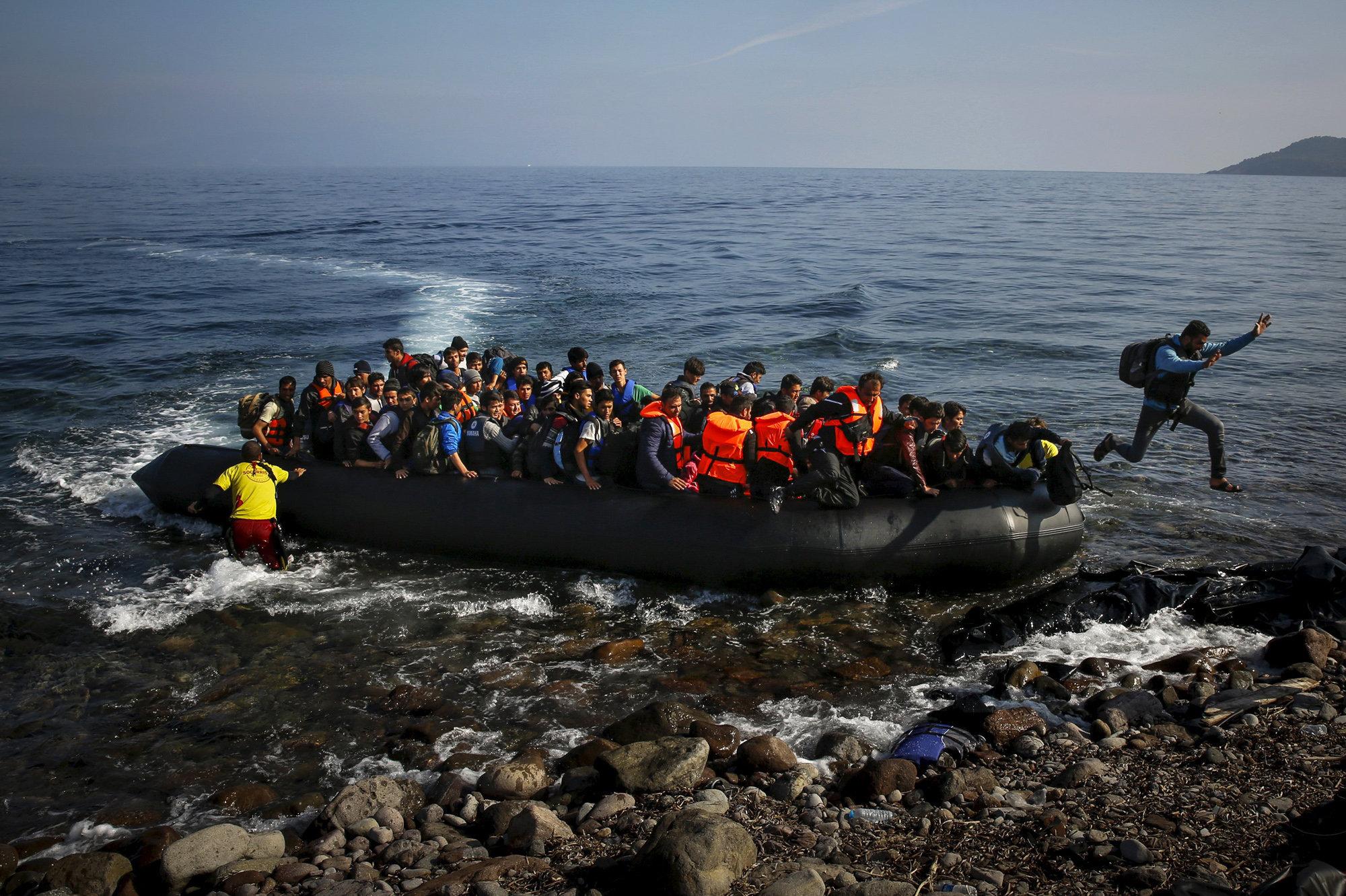 «Хавала»: как мигранты расплачиваются с контрабандистами