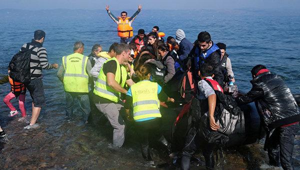 У берегов Ливии после кораблекрушения пропали без вести более 80 мигрантов