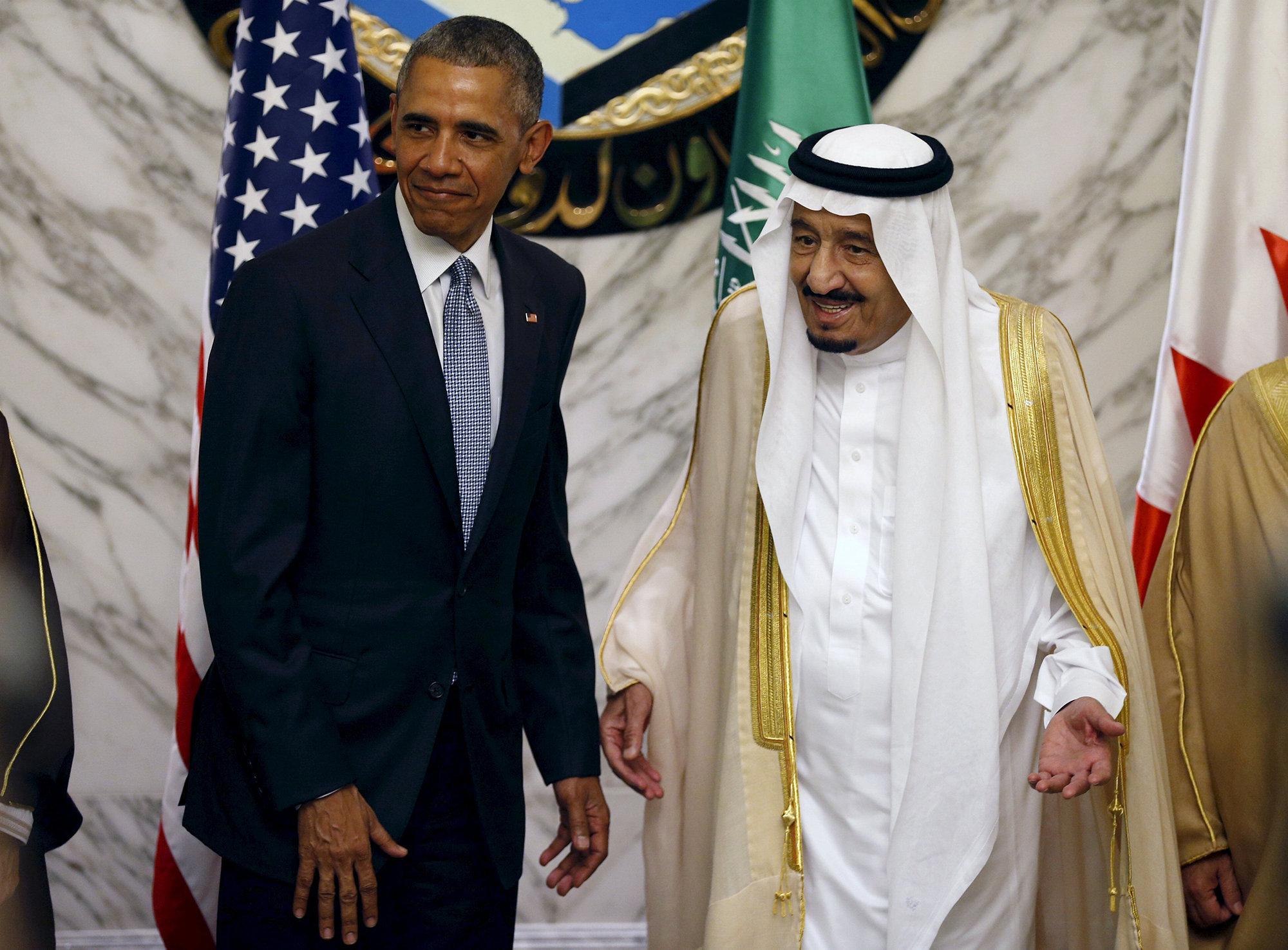 США и Саудовская Аравия: в западне неудачного брака