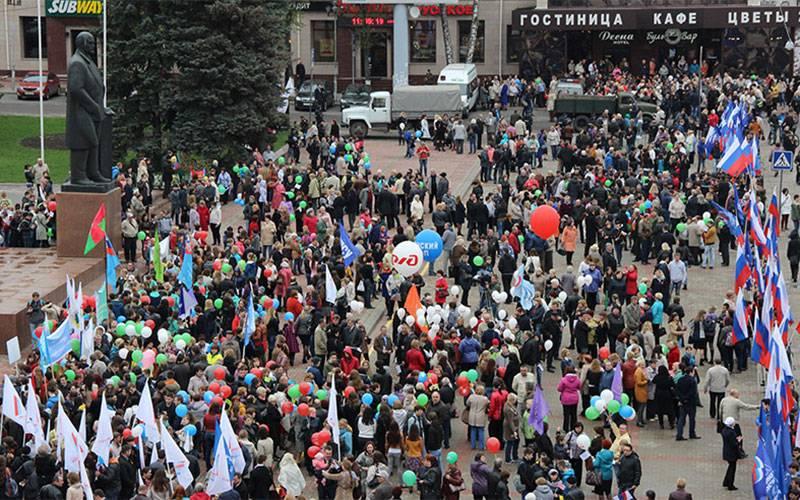 Руководители Брянска поздравили горожан смайскими праздниками иПасхой