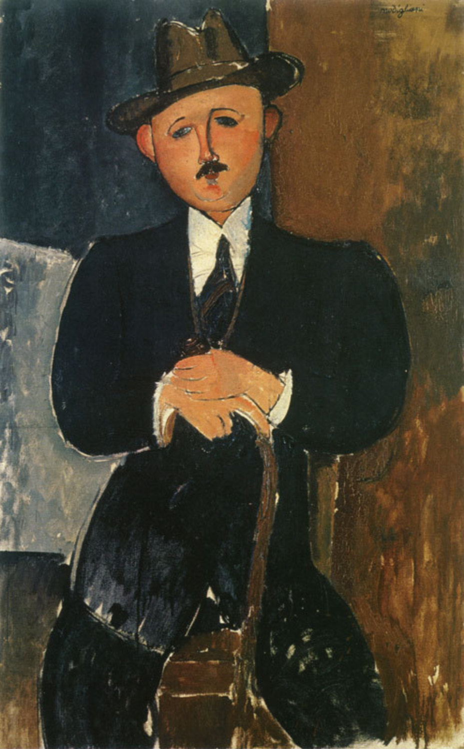 «Панамские документы» приоткрыли тайну полотна Модильяни