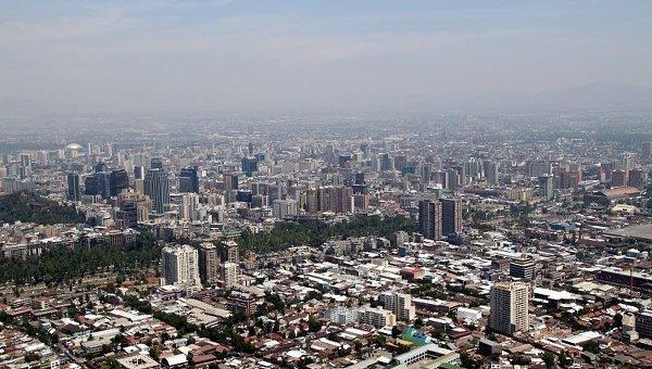 Студенческий марш в Чили закончился беспорядками