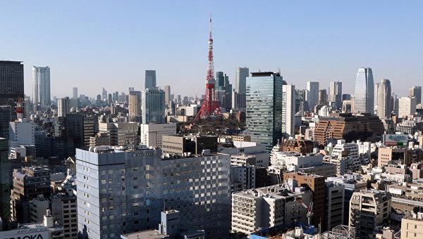 Первомайский митинг в центре Токио собрал 30 тысяч человек