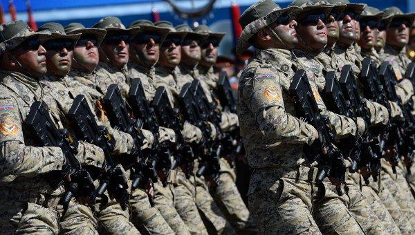 В Азербайджане проверяют боеготовность армии