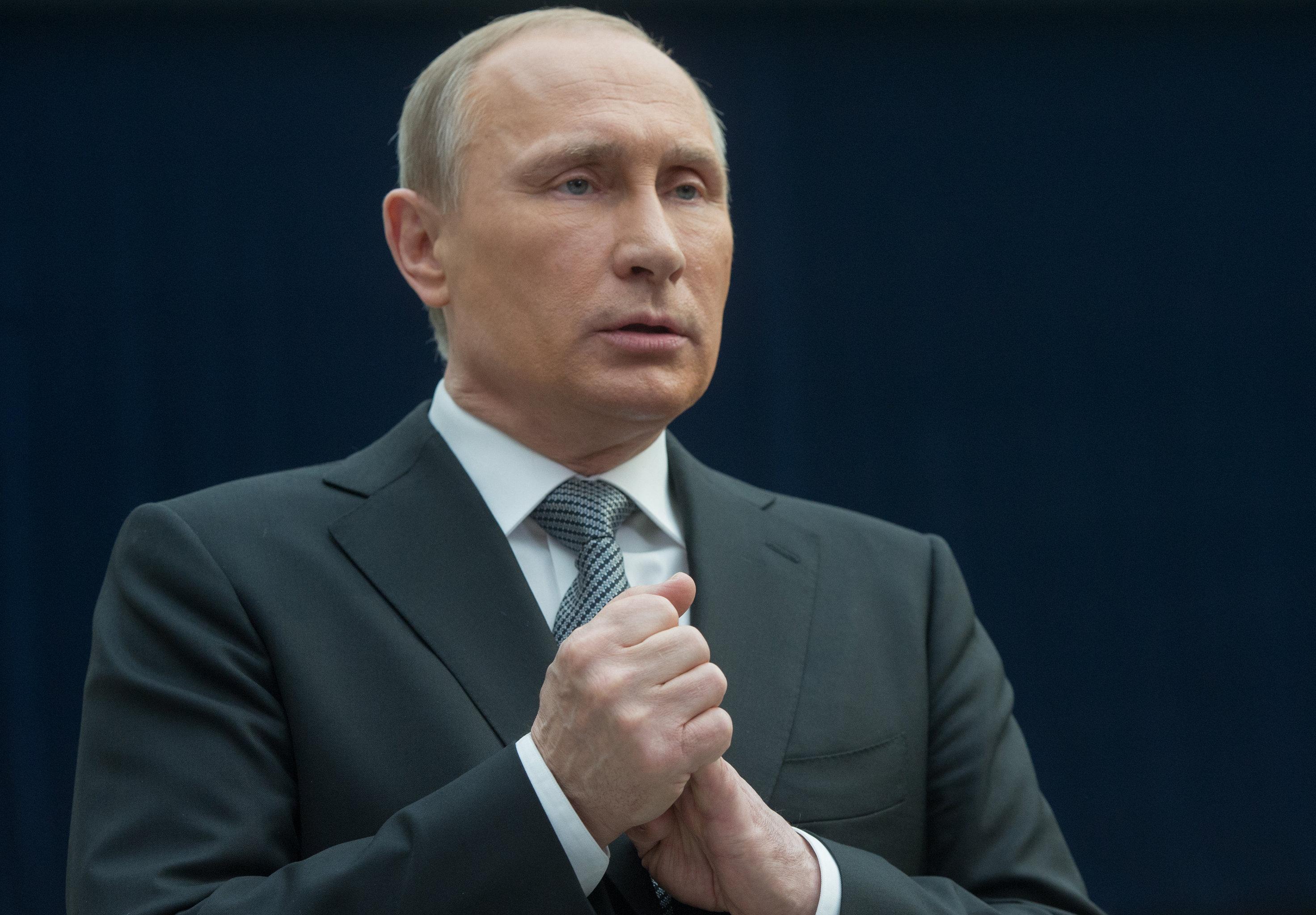 «Режим Путина падет в течение года»