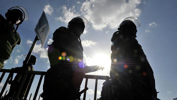 Полиция Кении применила слезоточивый газ против оппозиции