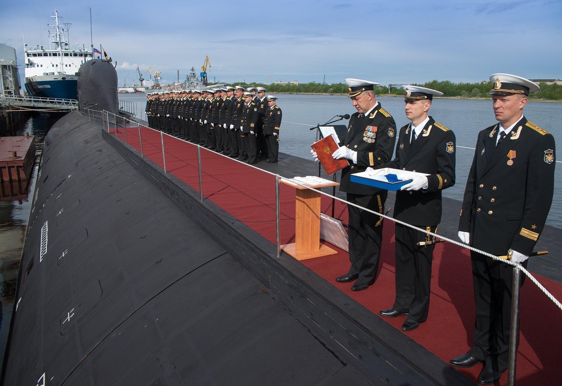 Российские подлодки бросают вызов США и НАТО