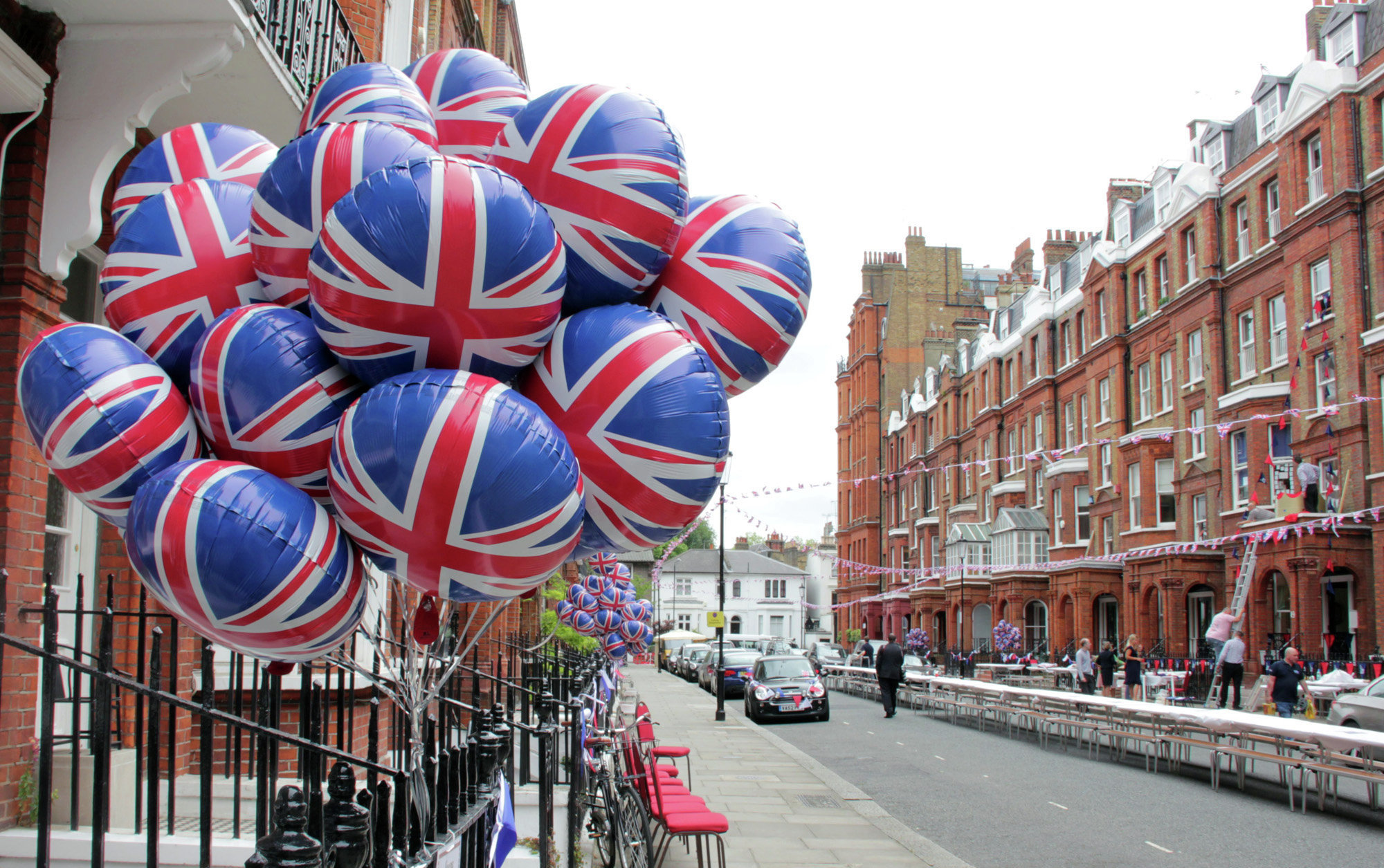 Британцы и действительность