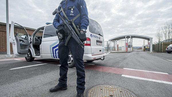 Бельгия заменила постоянный контроль на границе с Францией на точечный
