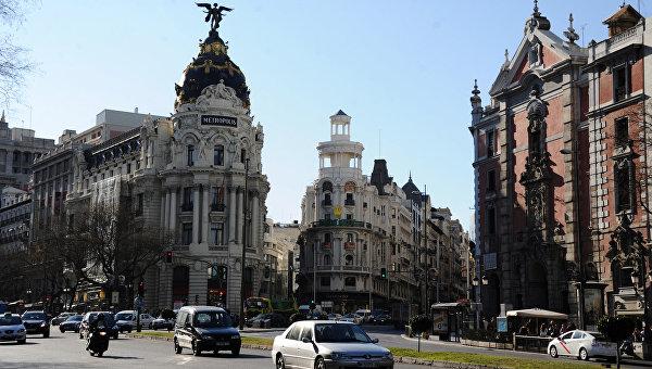 В Испании десятки тысяч человек требуют создания рабочих мест