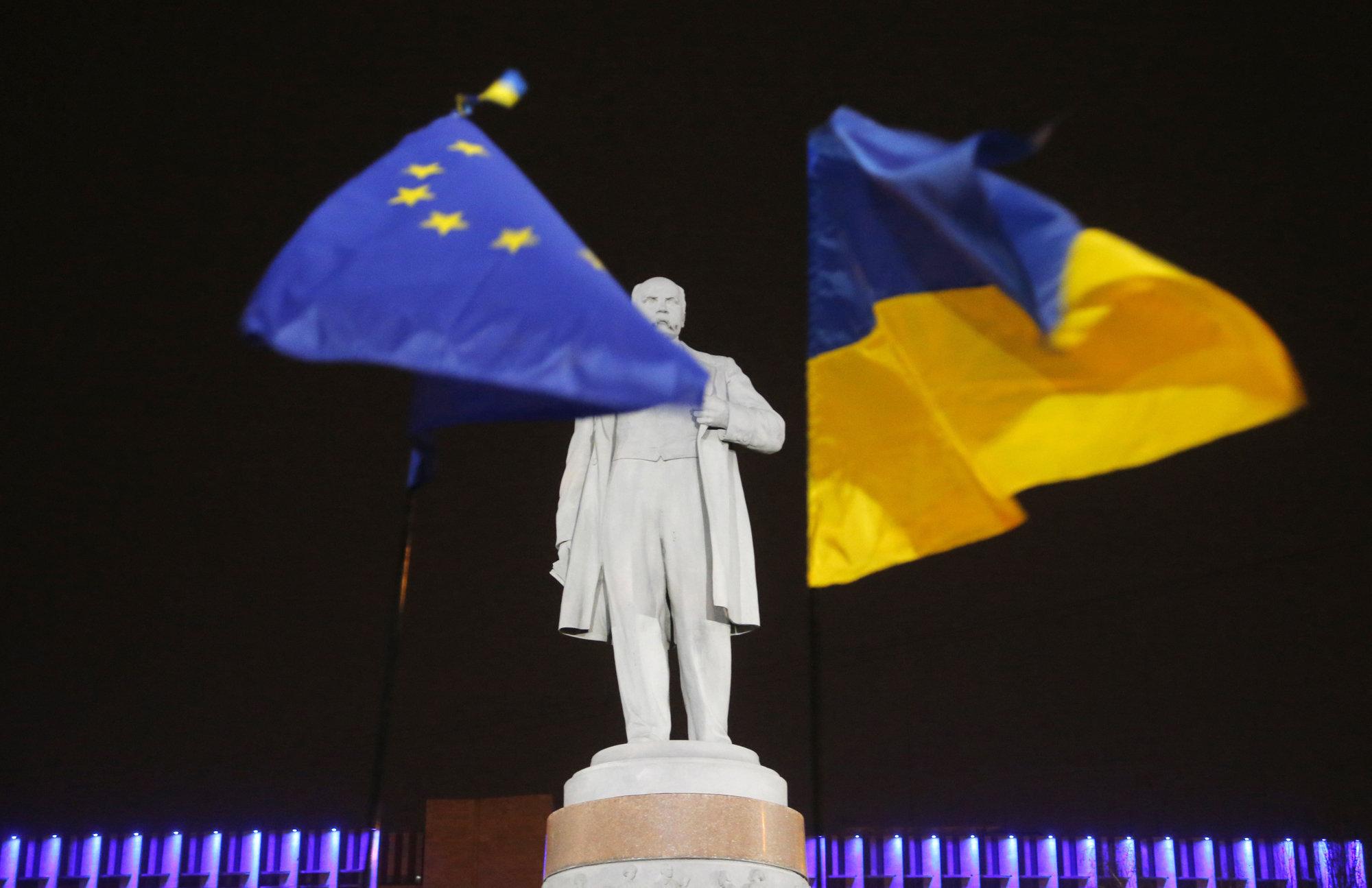 Что сделает Украину равной странам Запада