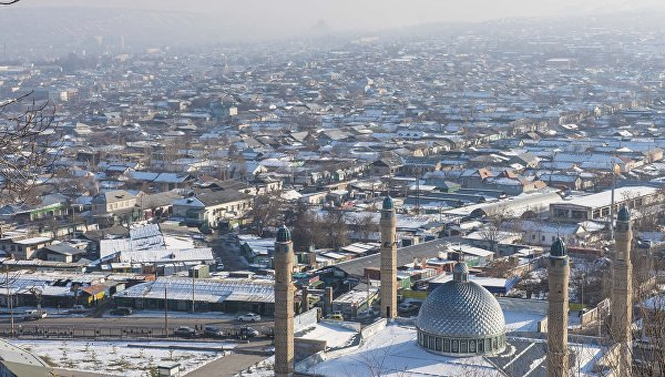 Южная столица Киргизии осталась без питьевой воды из-за ливней