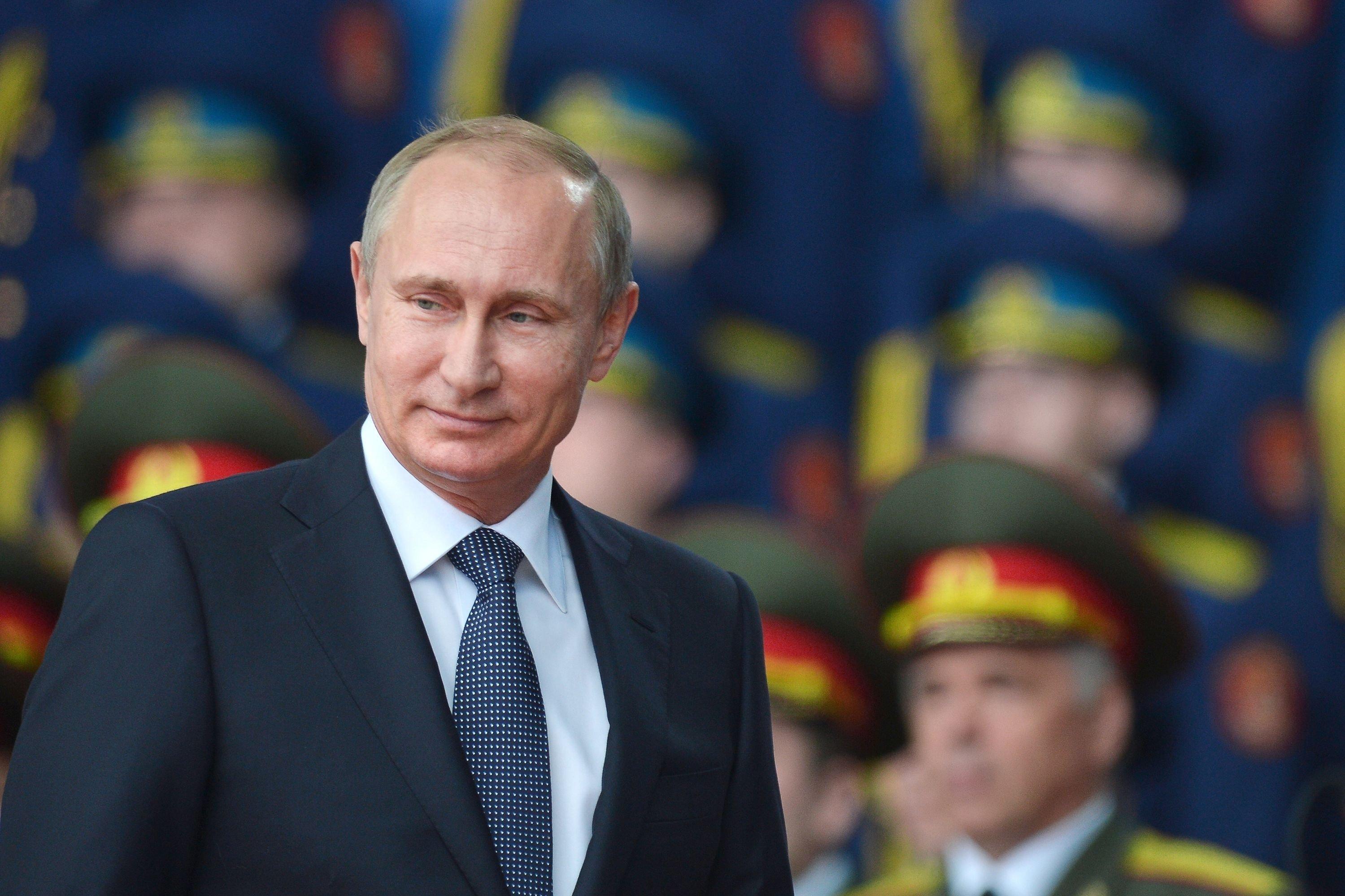 Опасная игра Путина