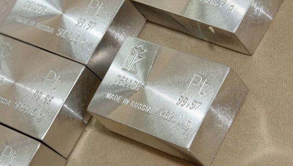 Зимбабве и Россия планируют начать строить комплекс по добыче платины