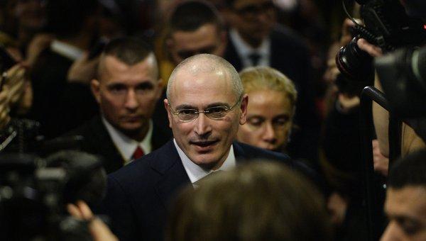 Генпрокуратура России: Интерпол может снова объявить Ходорковского в розыск