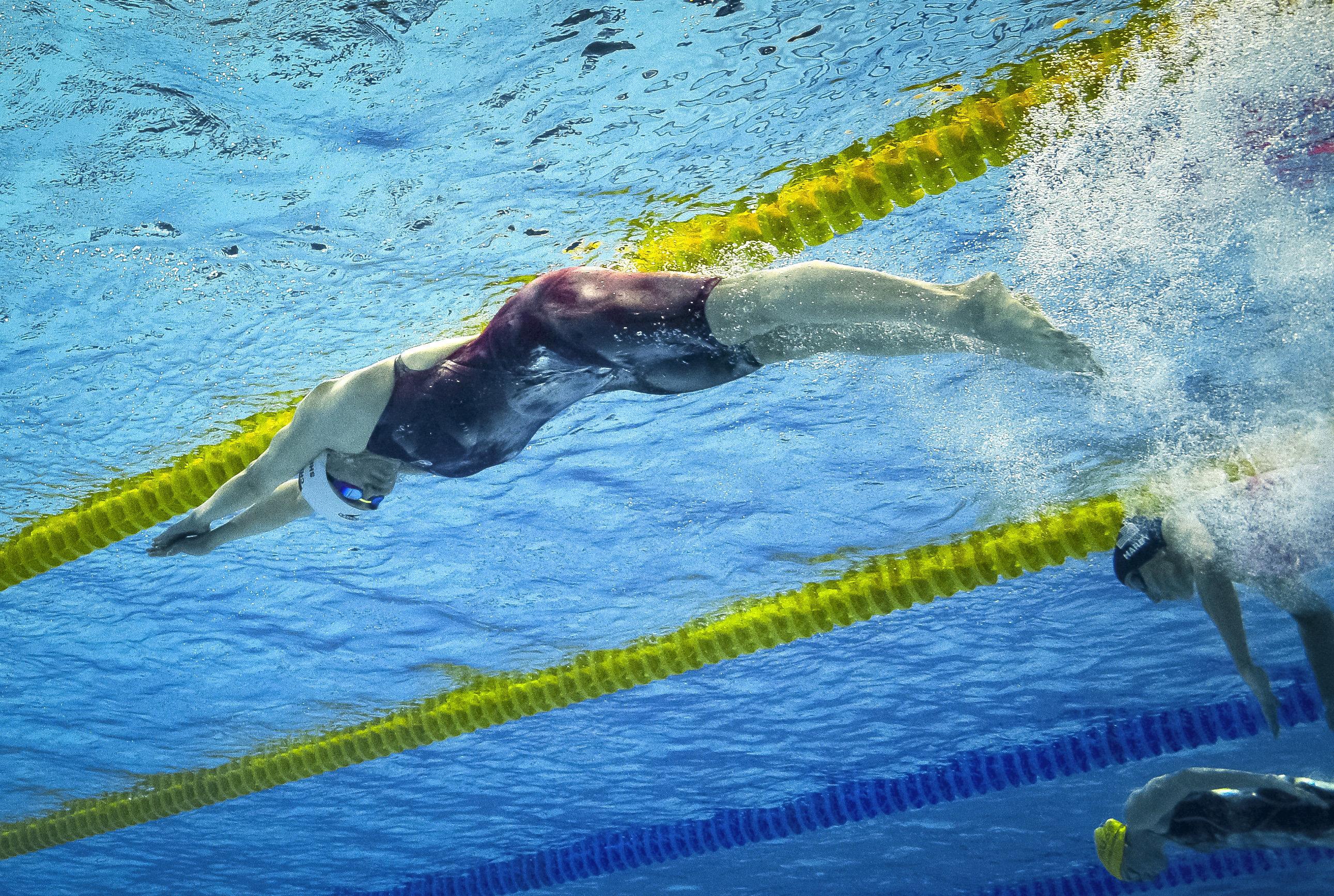 Скандал в плавании: «Это просто не прекращается»