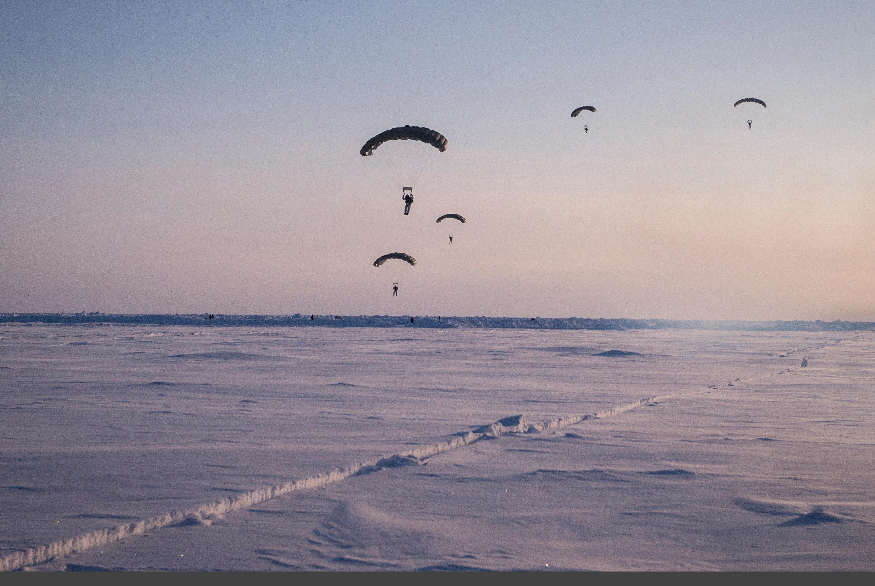 В поле зрения — Арктика