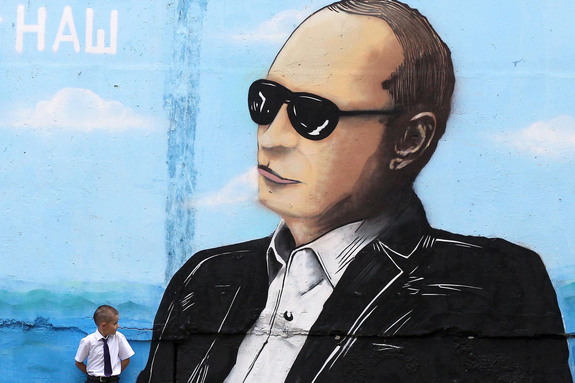 Идеологическая мастерская на службе Путина