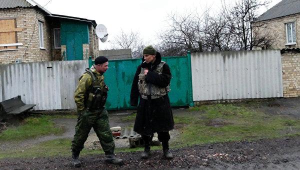 ДНР: силовики в пятницу выпустили более 100 мин по Докучаевску и Зайцево