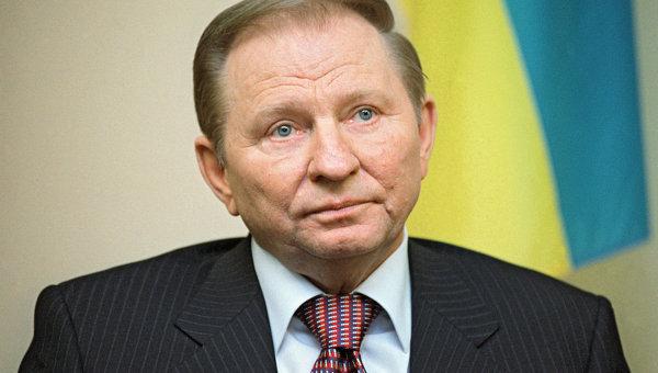 Кучма обсудил с Геращенко заседание контактной группы по Донбассу