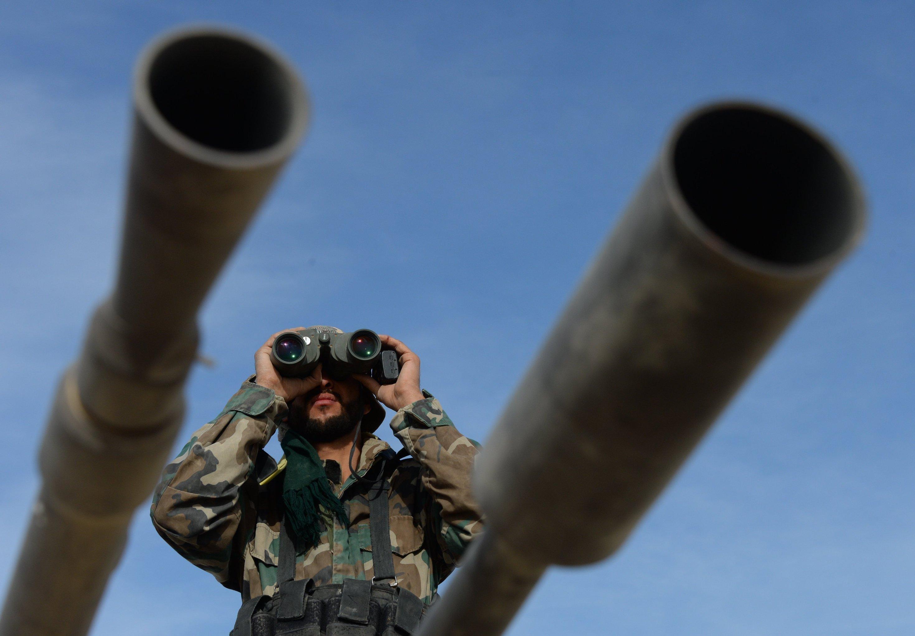 США поддерживают фальшивое перемирие в Сирии