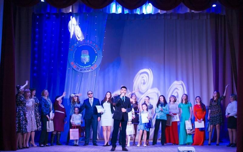 На брянском конкурсе «Хрустальный микрофон» прозвучали песни изроссийских фильмов