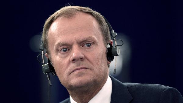 Туск считает, что вопрос Греции должен рассматриваться на Еврогруппе
