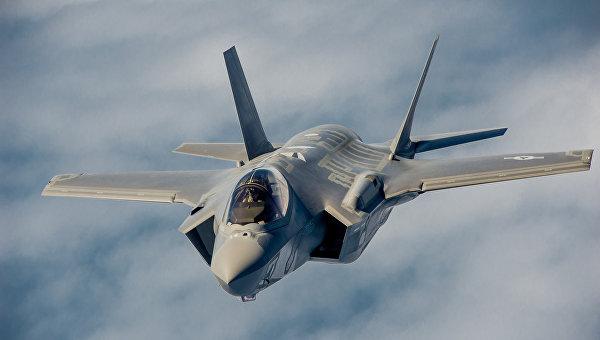 СМИ: Пентагон заключил контракт с Lockheed Martin на покупку партии F-35