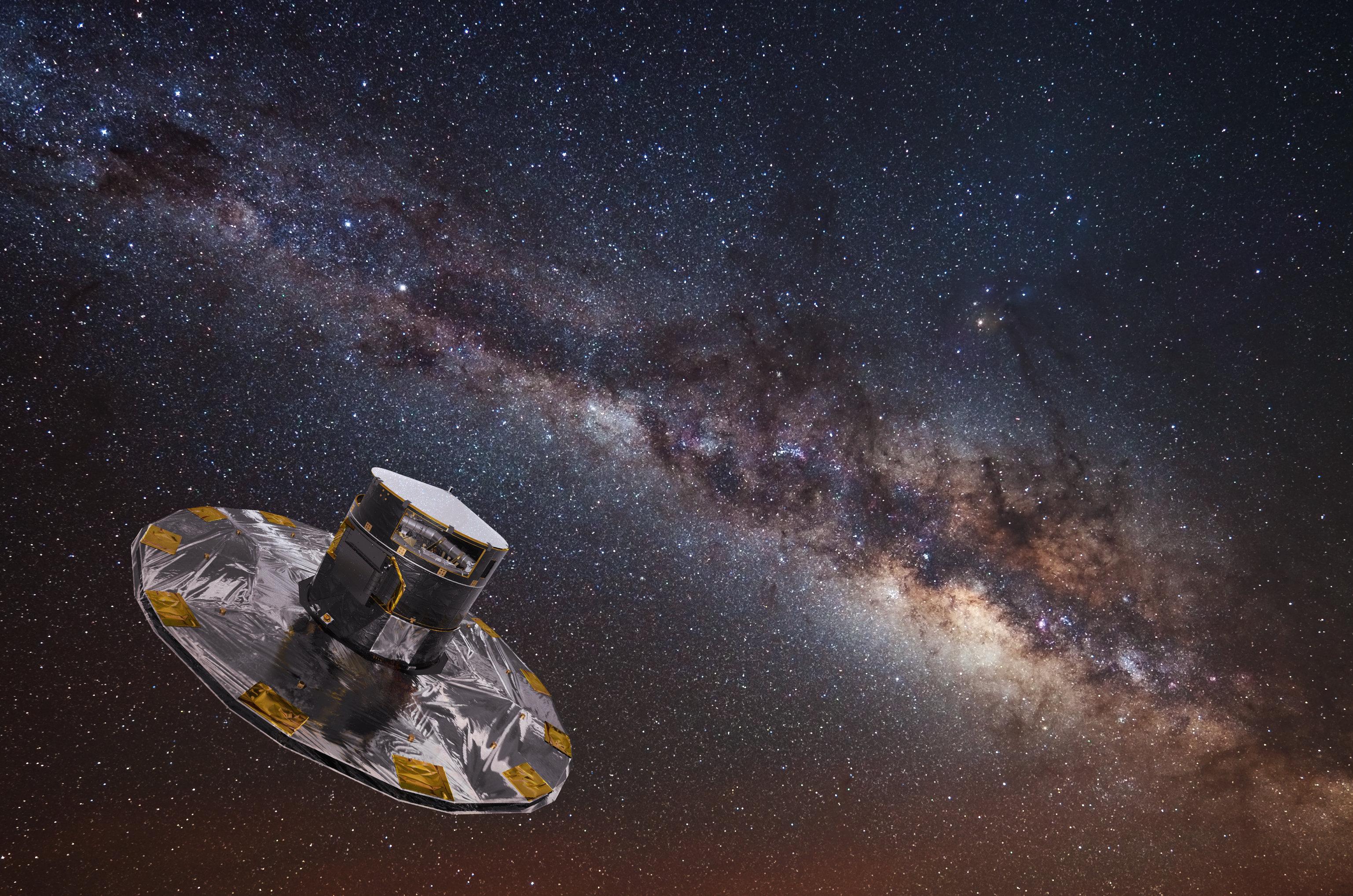 Теория темного диска: дебаты усиливаются
