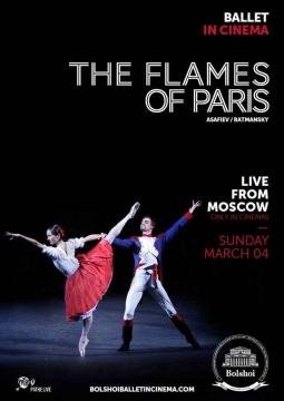 Пламя Парижа
