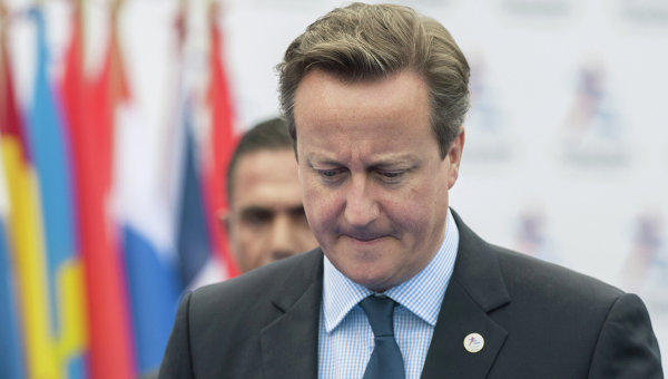 Кэмерон: Европе может грозить война в случае выхода Великобритании из ЕС