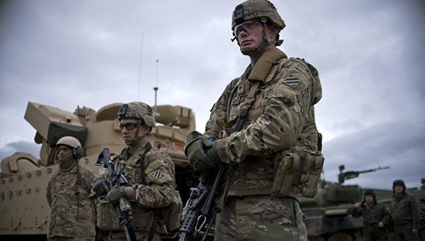 В Болгарии начались учения НАТО