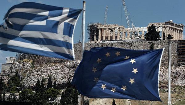 В Афинах ожидают от Еврогруппы облегчения бремени госдолга