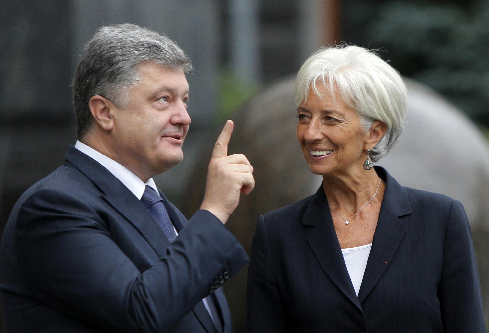 Почему Украине нужен МВФ