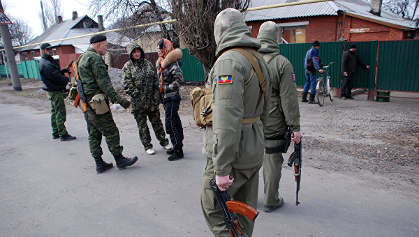 СМИ: силовики выпустили более 60 мин по территории ДНР во вторник