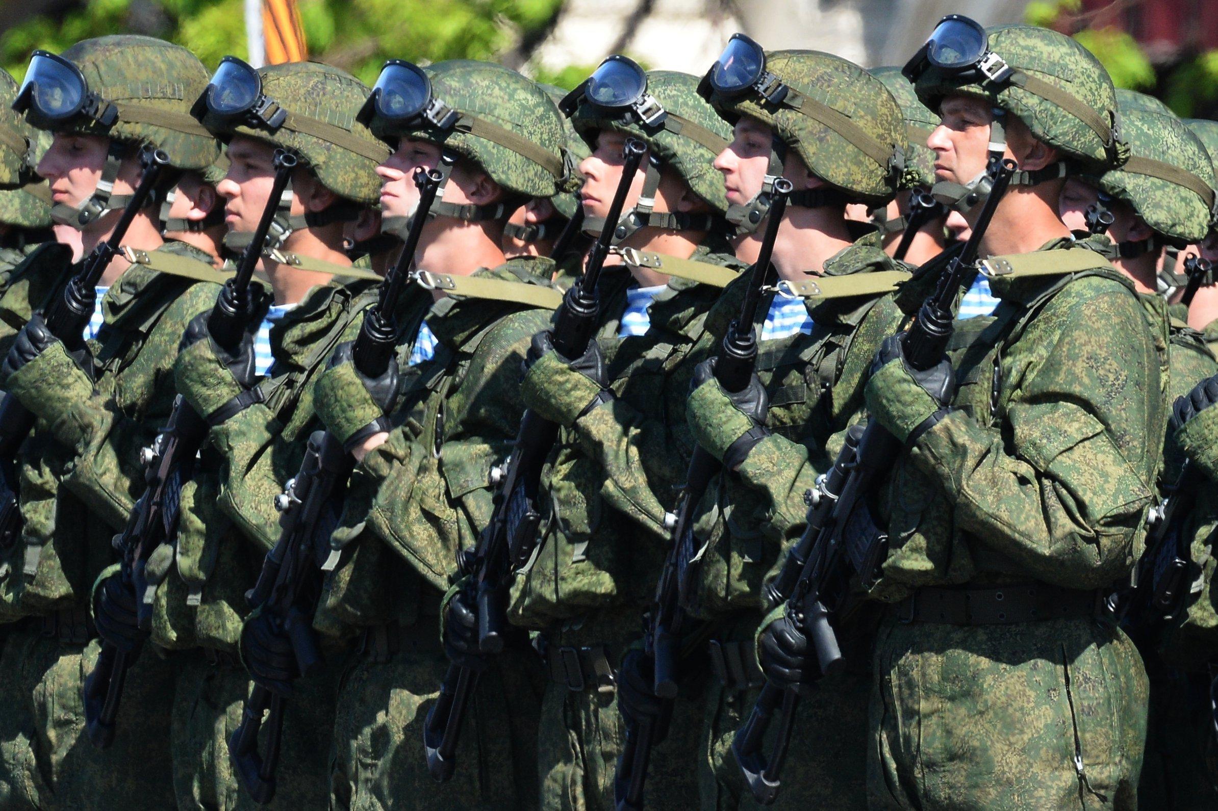 Парад Победы в России — предупреждение в адрес оппозиции