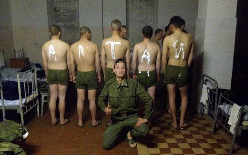 Призывники попали подстатью задедовщину вкарачевской воинской части