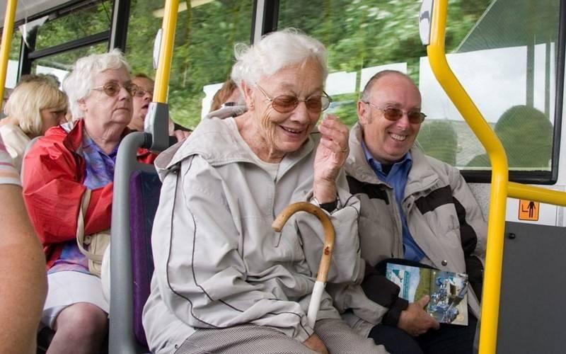 В брянской маршрутке №110 начал действовать социальный проездной