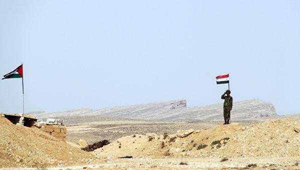 Группа боевиков в Сирии присоединилась к перемирию и сложила оружие