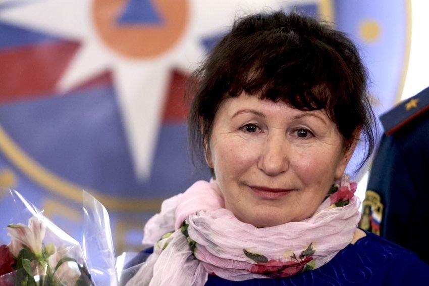 Героической крановщице из Петербурга дали российское гражданство