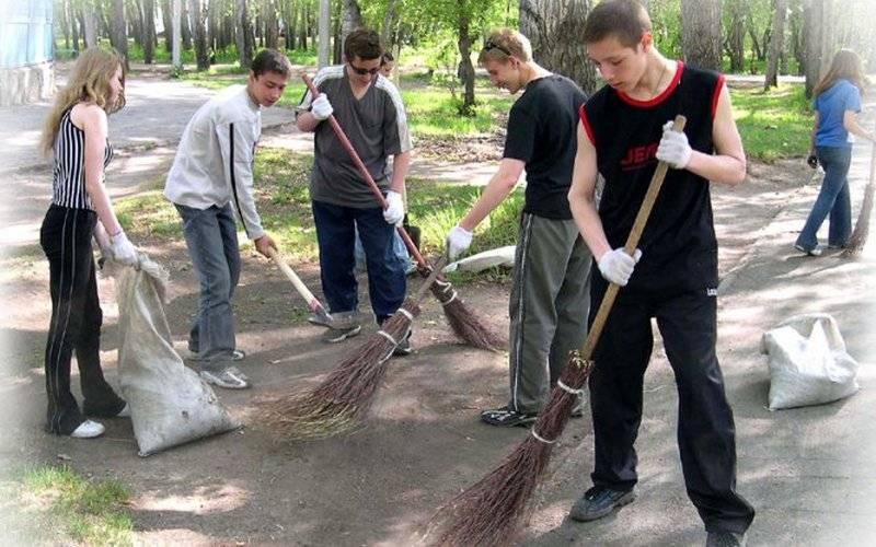 На летнее трудоустройство школьников Брянска выделили 1,2 миллиона рублей